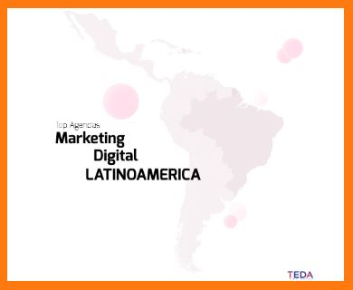 TEDA en el Top 5 de las Agencias de Marketing Digital en México