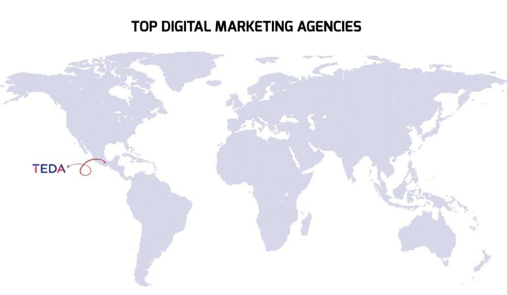 TEDA top digital marketing agencies background