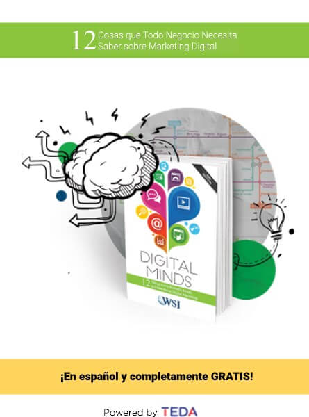 Mentes Digitales by WSI powered by TEDA